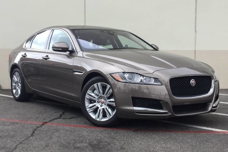 new 2017 jaguar xf 35t premium 4dr car in newport beach 417186 jaguar newport beach. Black Bedroom Furniture Sets. Home Design Ideas